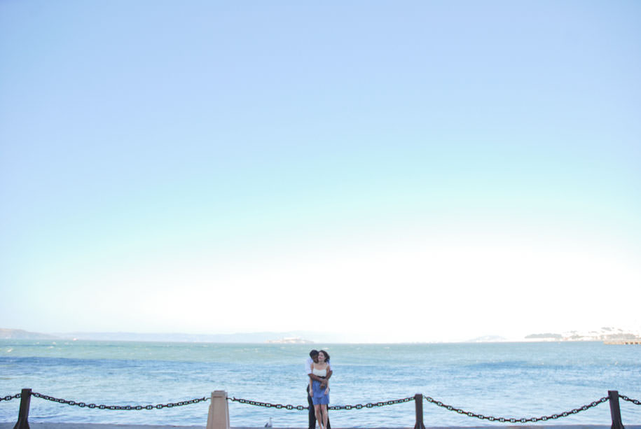 San Francisco Palace of Fine Arts Engagement Photography (7)