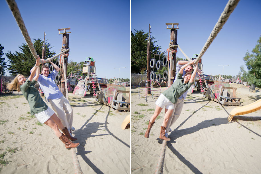 Berkeley Adventure Playground Engagement Photography (7)
