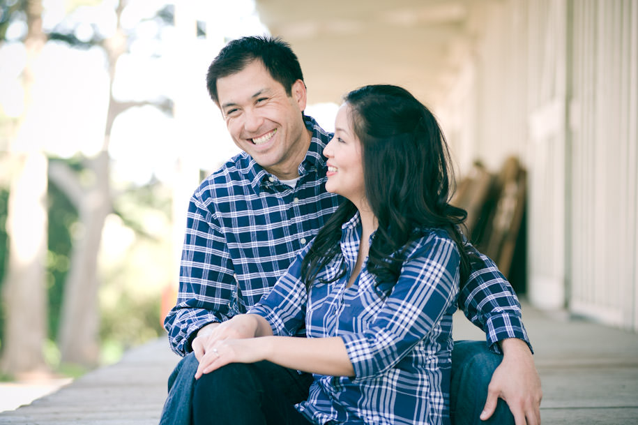 San Francisco Presidio Engagement Photography (23)