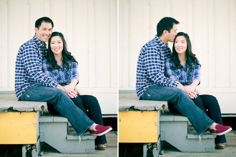 San Francisco Presidio Engagement Photography (20)
