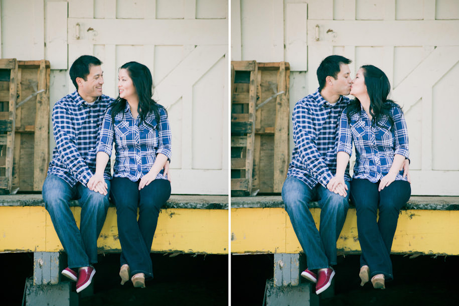 San Francisco Presidio Engagement Photography (15)