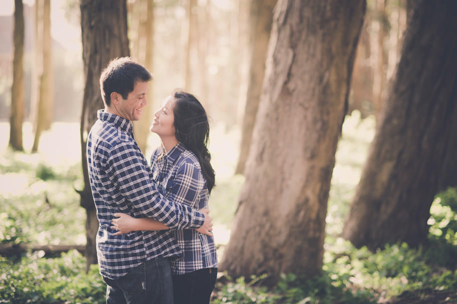 San Francisco Presidio Engagement Photography (8)