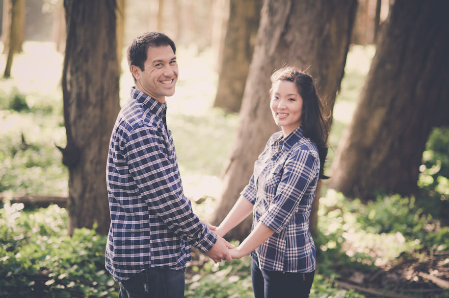 San Francisco Presidio Engagement Photography (7)