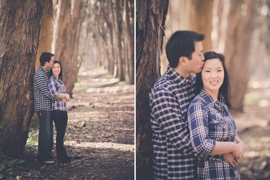 San Francisco Presidio Engagement Photography (4)