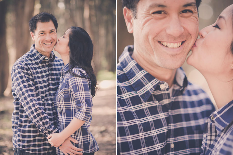San Francisco Presidio Engagement Photography (3)