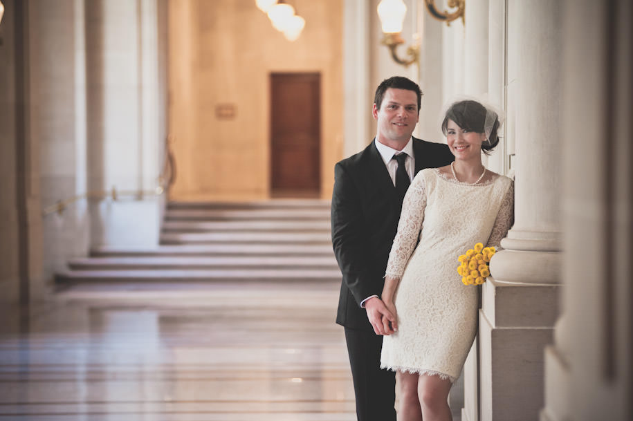 San Francisco City Hall Wedding Photography Portraits (37)