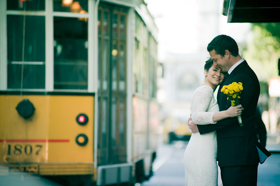 San Francisco City Hall Wedding Photography Portraits (5)