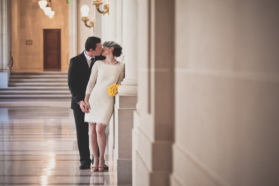 San Francisco City Hall Wedding Photography Portraits (36)