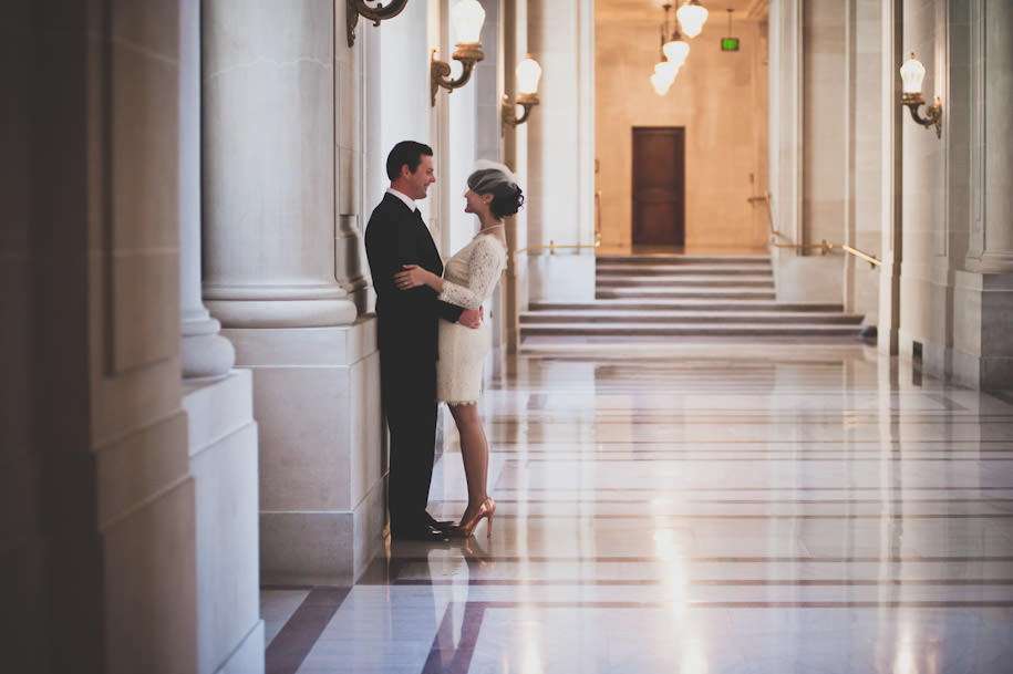 San Francisco City Hall Wedding Photography Portraits (39)