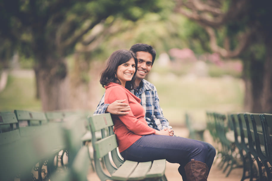 San Francisco Golden Gate Park Engagement Photography (10)