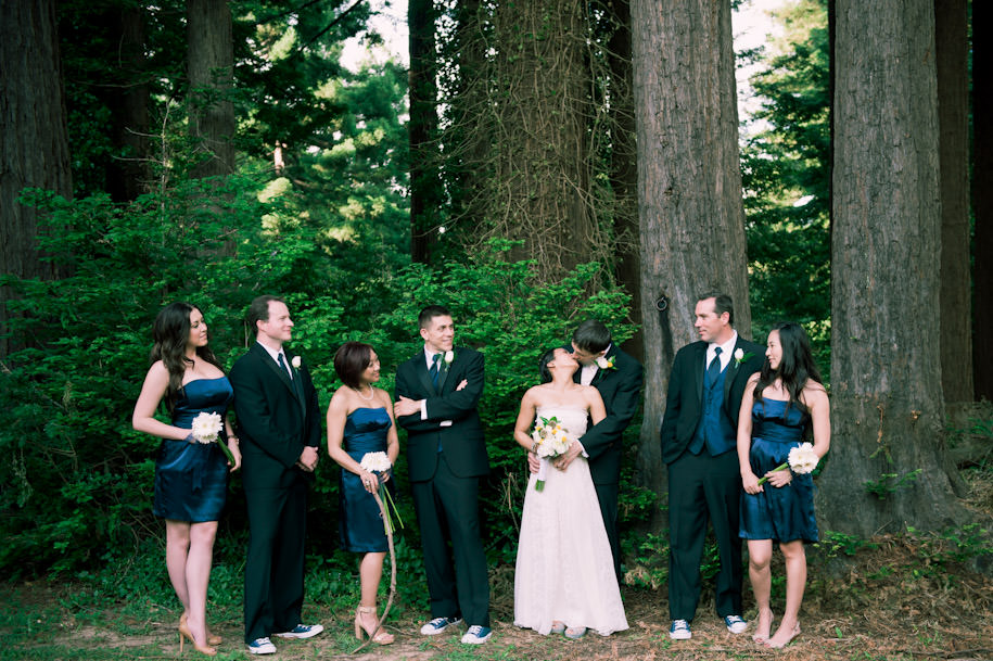 Mountain Terrace Redwood City Outdoor Wedding (24)