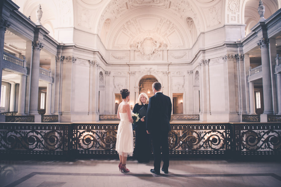 San Francisco City Hall Wedding Photography (30)
