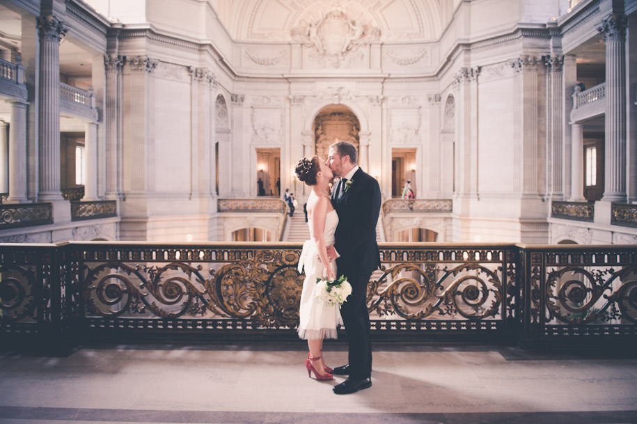 San Francisco City Hall Wedding Photography (25)