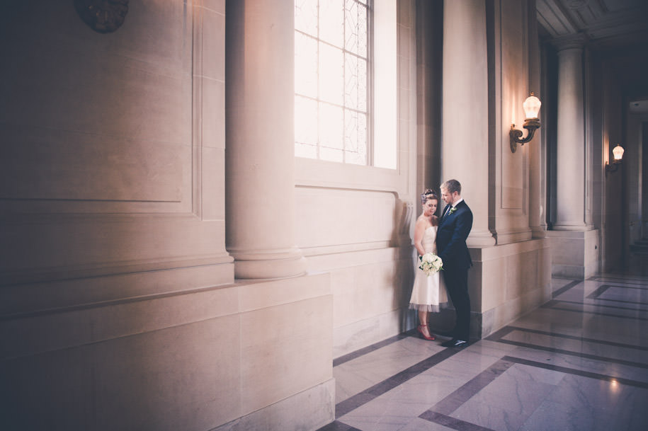 San Francisco City Hall Wedding Photography (24)