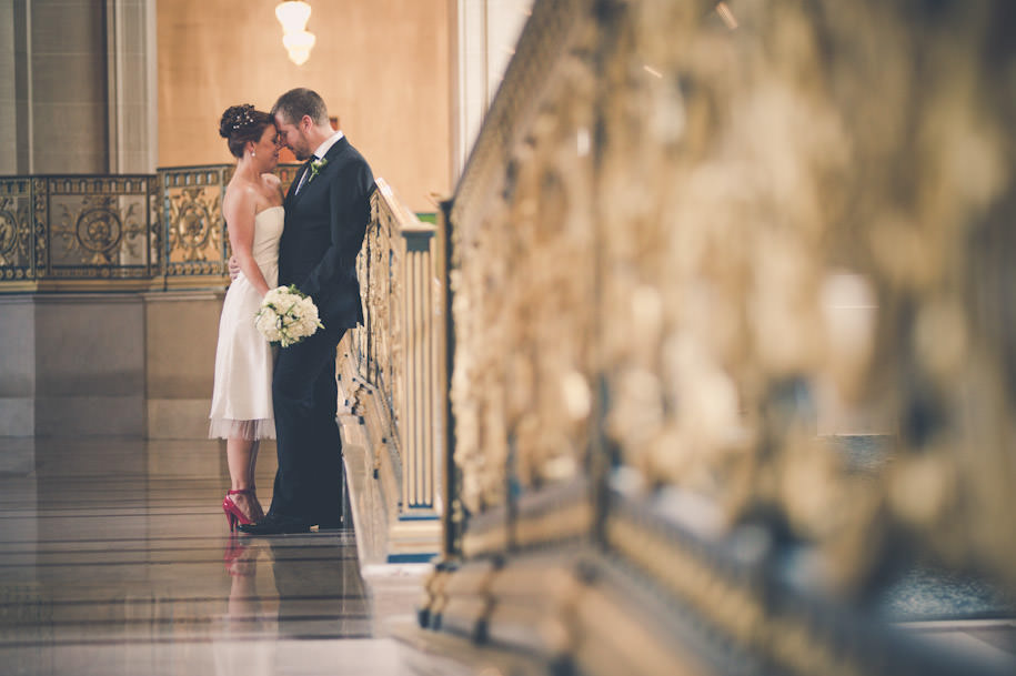 San Francisco City Hall Wedding Photography (22)