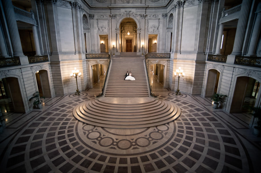 Best San Francisco City Hall Presidio Wedding Photography (24)