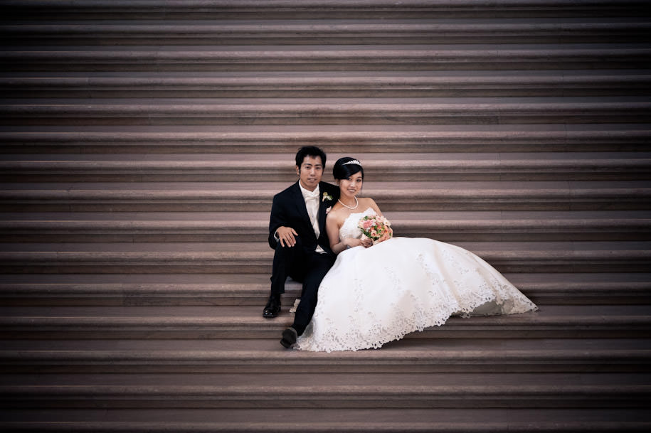 Best San Francisco City Hall Presidio Wedding Photography (23)