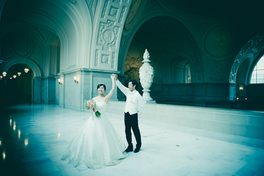 Best San Francisco City Hall Presidio Wedding Photography (17)