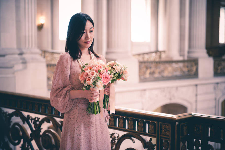 Best San Francisco City Hall Presidio Wedding Photography (47)