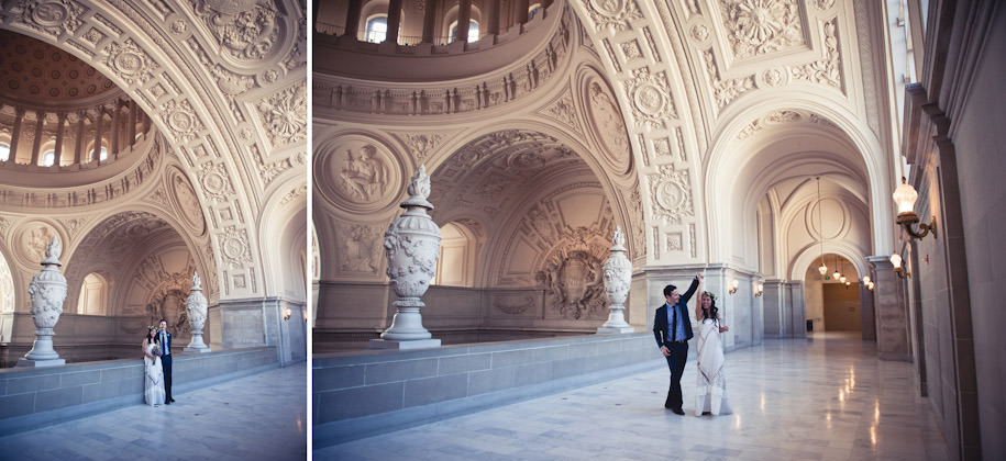 Top San Francisco City Hall Wedding Photographer (18)