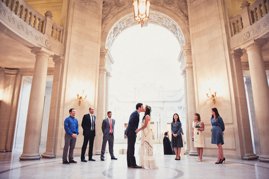 Top San Francisco City Hall Wedding Photographer (35)