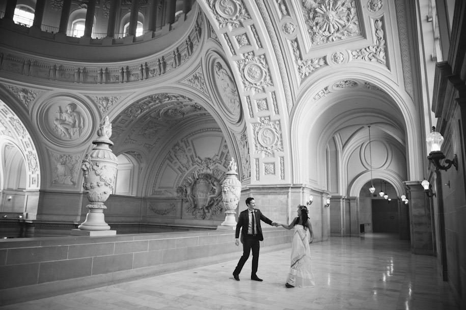 Top San Francisco City Hall Wedding Photographer (31)