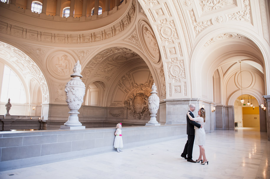 Katja and Martin San Francisco City Hall Wedding Photography (4)