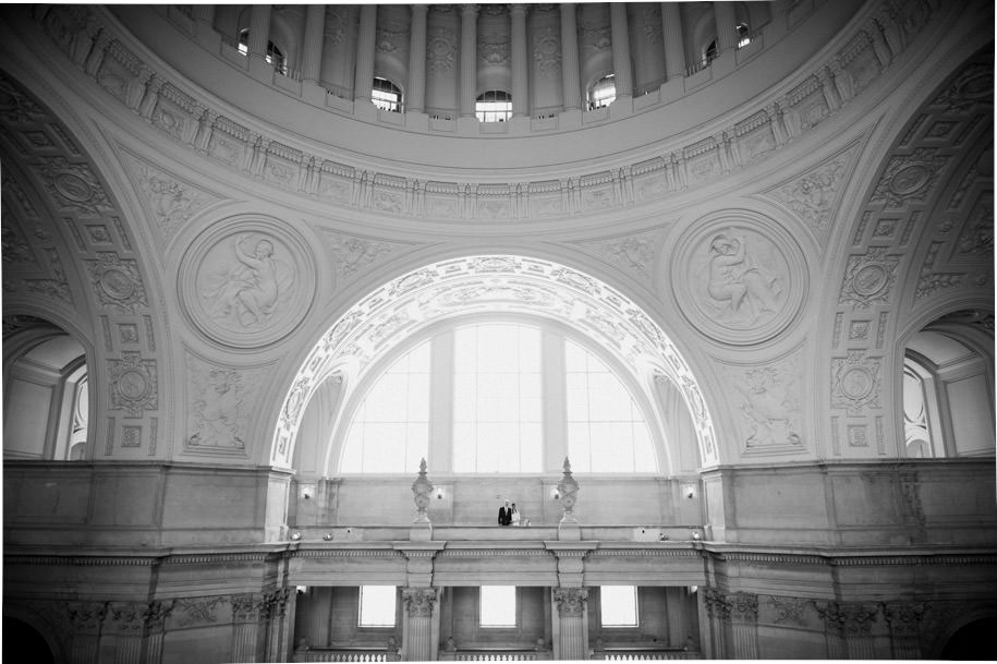 Katja and Martin San Francisco City Hall Wedding Photography (3)