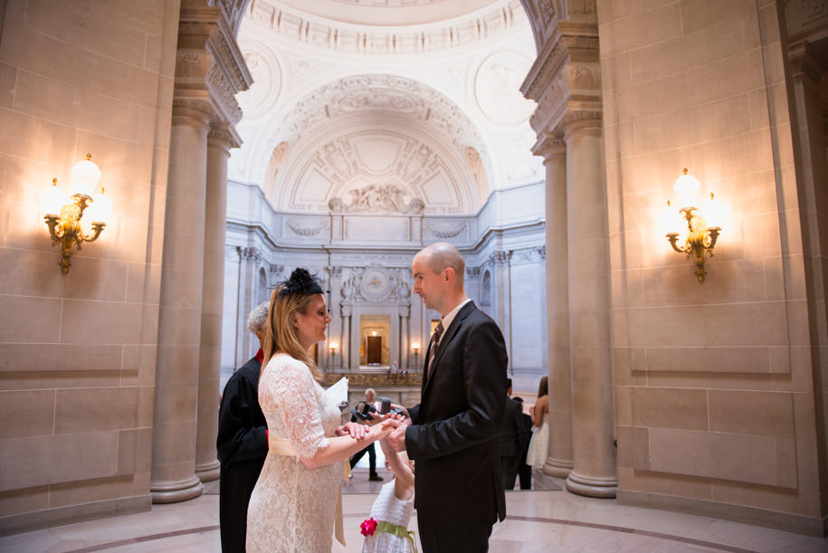 Katja and Martin San Francisco City Hall Wedding Photography (31)