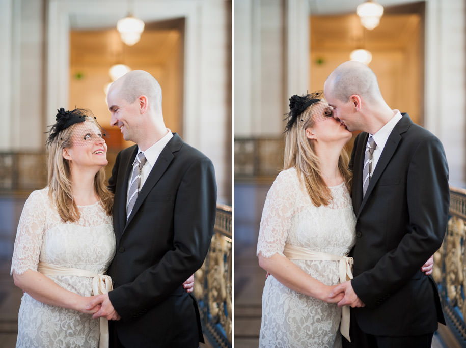 Katja and Martin San Francisco City Hall Wedding Photography (25)