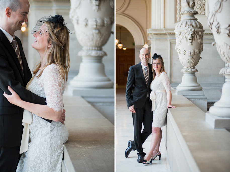 Katja and Martin San Francisco City Hall Wedding Photography (12)
