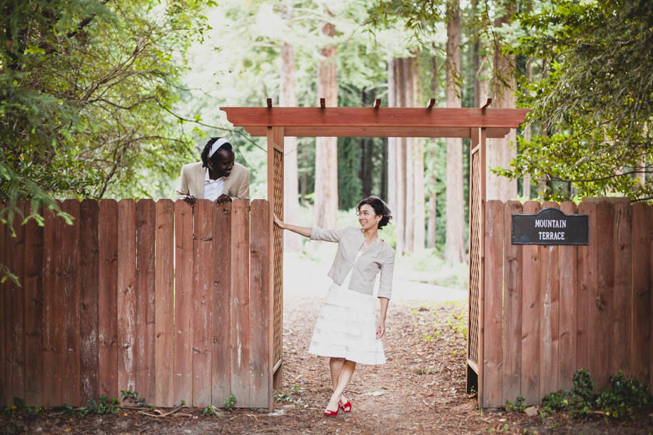 Cynthia and Kaku Mountain Terrace Outdoor Wedding Photography (22)