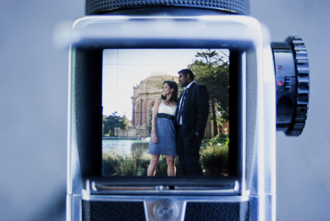 Stacy and Tushar: Engagement Session