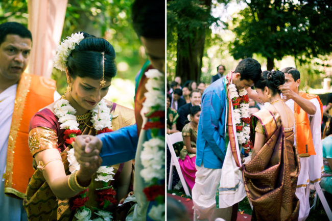 Tanya and Surya: Palmdale Estates Outdoor Indian Wedding
