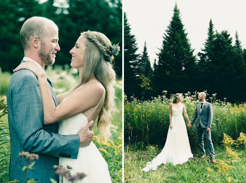 Nature farm themed wedding photoshoot inspiration
